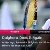 Alexandra Dulgheru - al doilea turneu din carieră